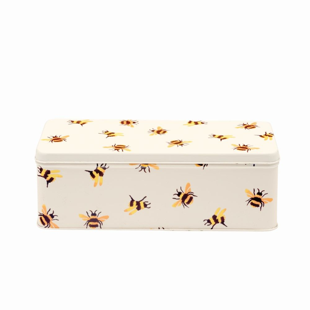 Emma Bridgewater Bumblebees Long Rectangular Tin