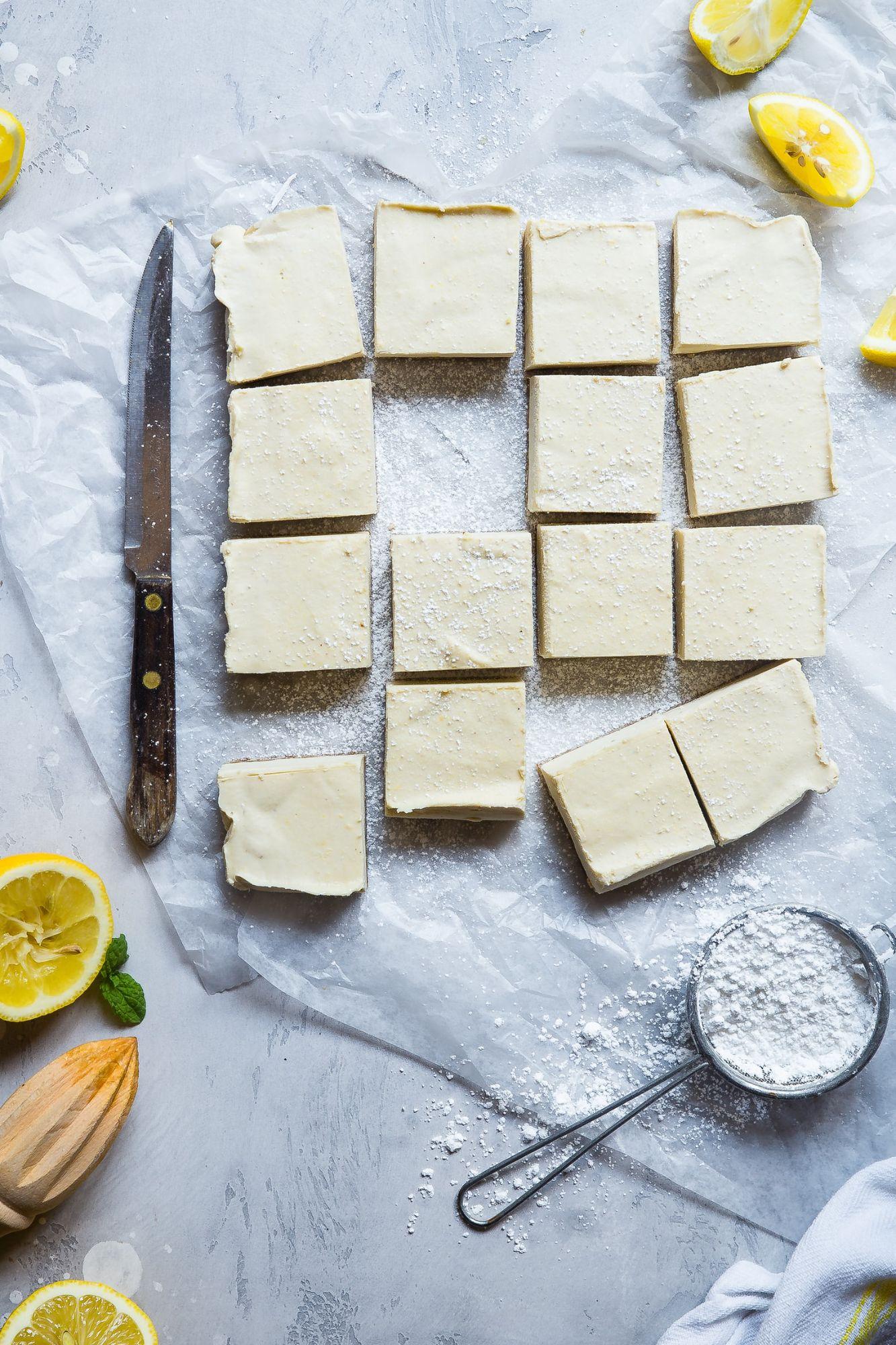 Fluffy Vanilla Marshmallow