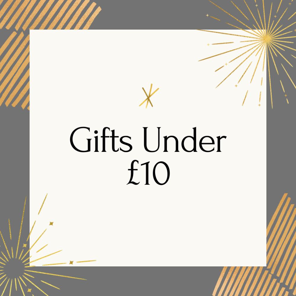 Shop Gifts Under £10