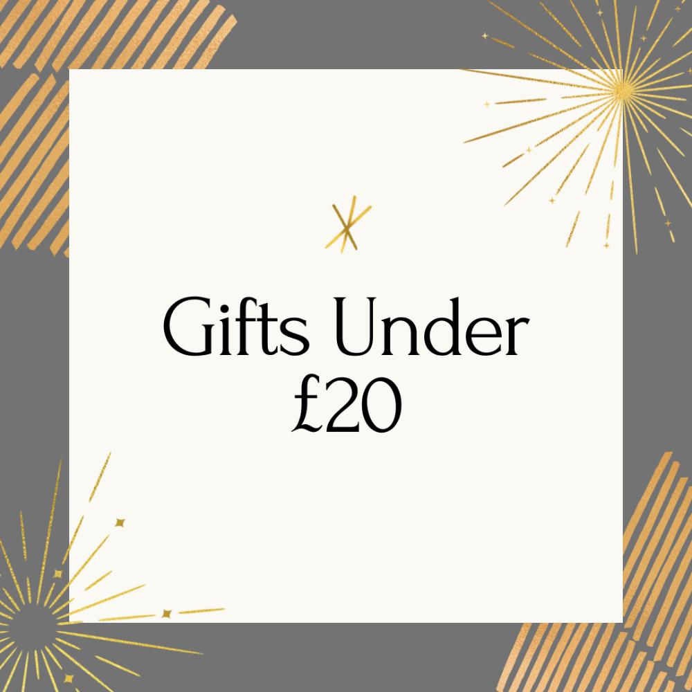 Shop Gifts Under £20