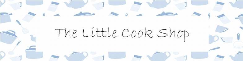 The Little Cook Shop, site logo.