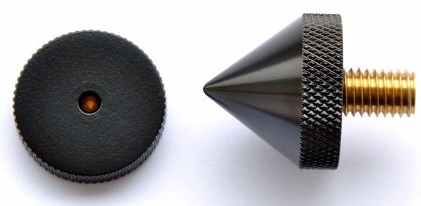 Isolation Cone Metric M-8, Black