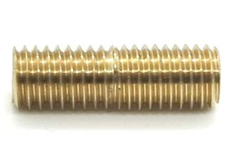 Thread adapter M10 (1.50) to 3/8-16
