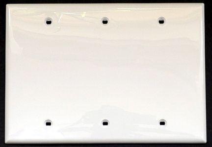 Unbreakable wall plate 3g / triple size