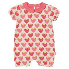Kite Strawberry romper