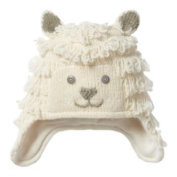 Knit hat - Sheep