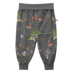 Piccalilly Winter Wonderland Pull Up Trousers