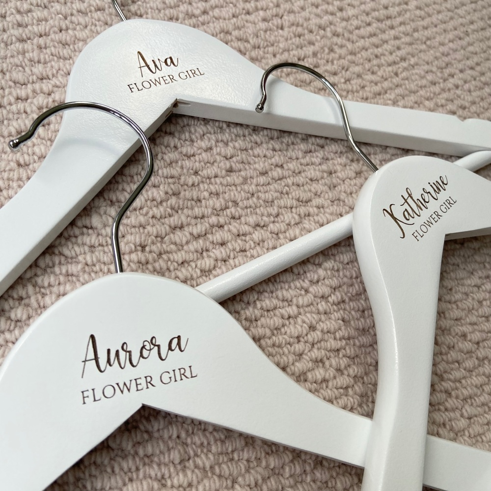 Personalised Hangers - Centre section only
