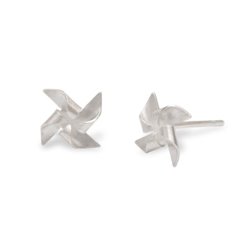 Windmill Stud Earrings