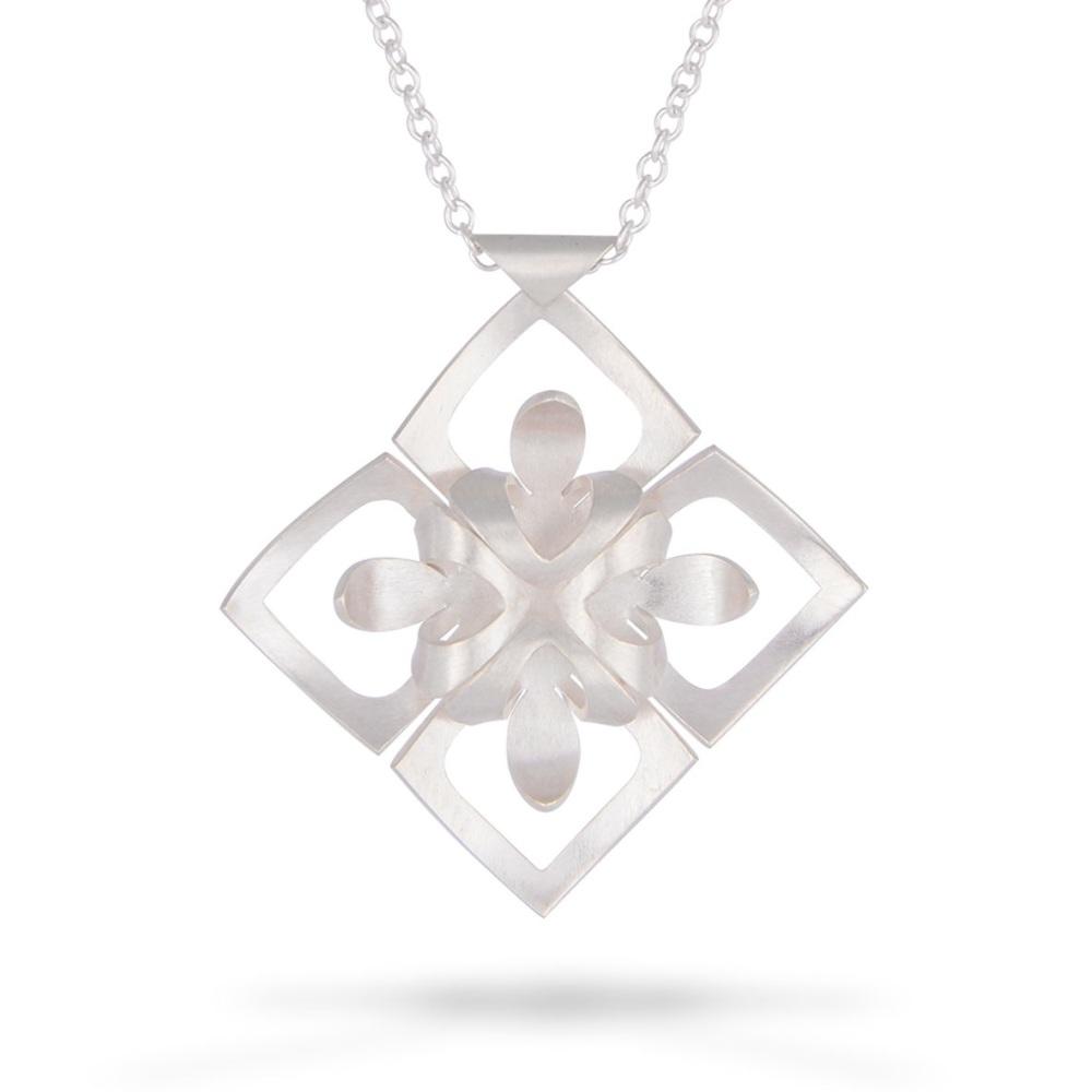 Rhombus Necklace
