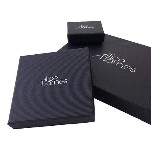 Alice Barnes packaging
