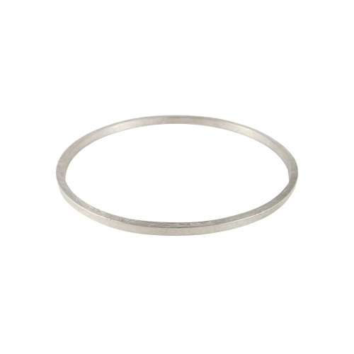 Classic Silver Bangle by Alice Barnes Jewellery