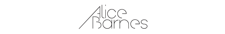 Alice Barnes Jewellery, site logo.