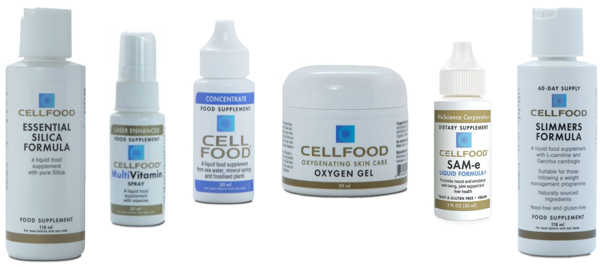 Cellfood Products
