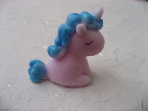 Cute unicorn solid shampoo