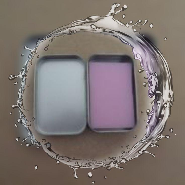 Solidshampoo bar in a tin