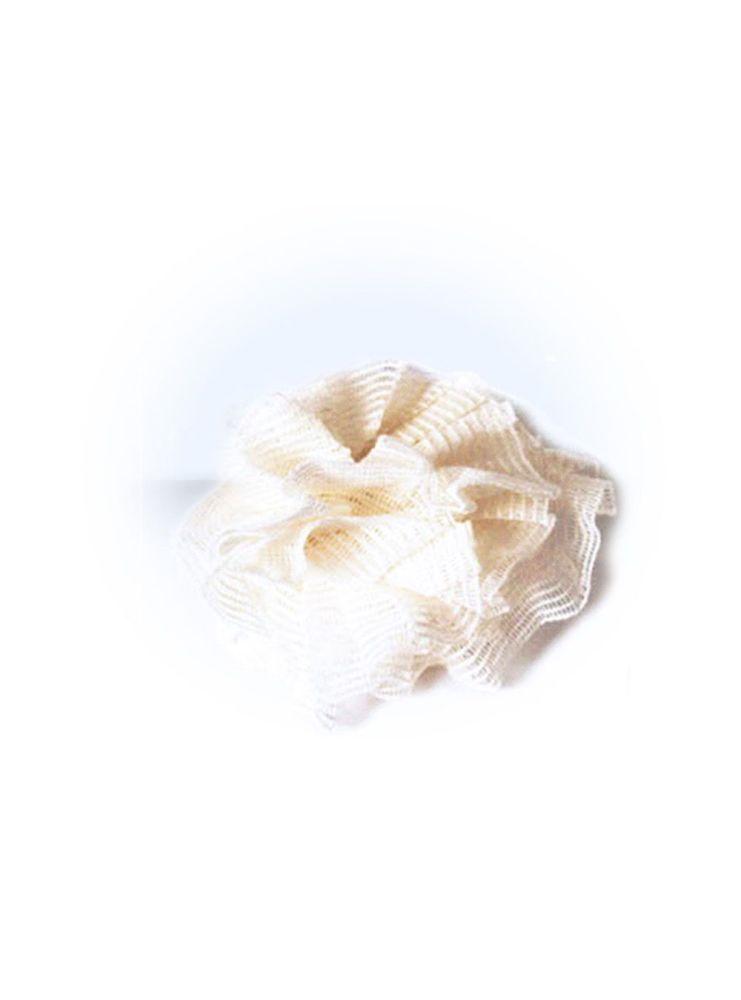 Ramos cotton scrunchie