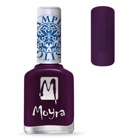 Stamping Polish 04 Purple
