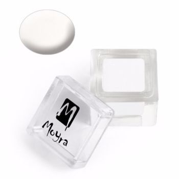 Coloured Acrylic Matte collection 001 3.5g White