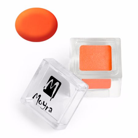 Coloured Acrylic 027 Neon Orange 3.5g