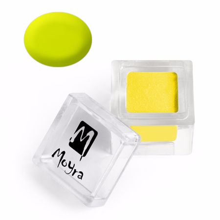 Coloured Acrylic 028 Neon Yellow 3.5g