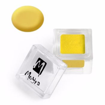 Coloured Acrylic Matte collection 040 Lemon Yellow 3.5g