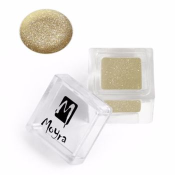 Coloured Acrylic Glitter collection 102 Glitter Champagne 3.5g