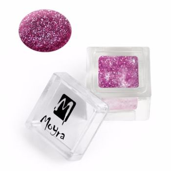 Coloured Acrylic Glitter collection 105 Pink Shimmer 3.5g