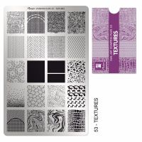 Stamping Plate 53 Textures