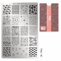 Stamping Plate 55 - Fall