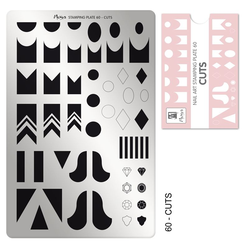 Stamping Plate 60 - Cuts