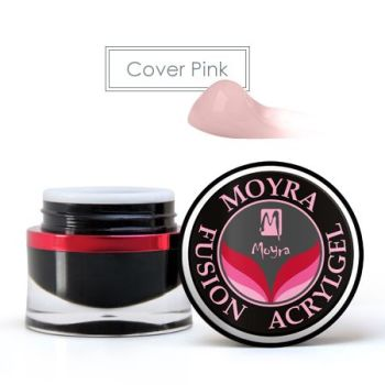 Fusion Acrylgel Pot Cover Pink - 30g