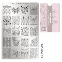 Stamping Plate 64 - Perfume