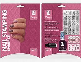 Stamping Kit 11 Damask Drapery