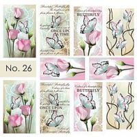 Water Nail Art Stickers 26