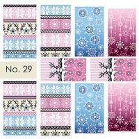 Water Nail Art Stickers 29