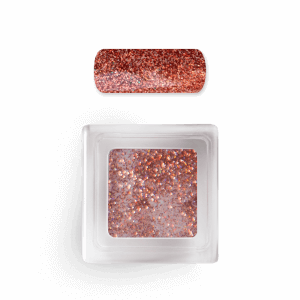 Coloured Glitter powder 109 Copper Shimmer