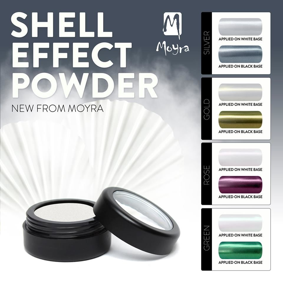 Shell Effect Powder