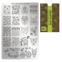 Stamping Plate 68 Bug Hunter