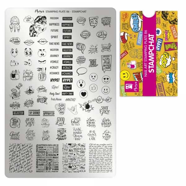 Stamping Plate 86 Stampchat