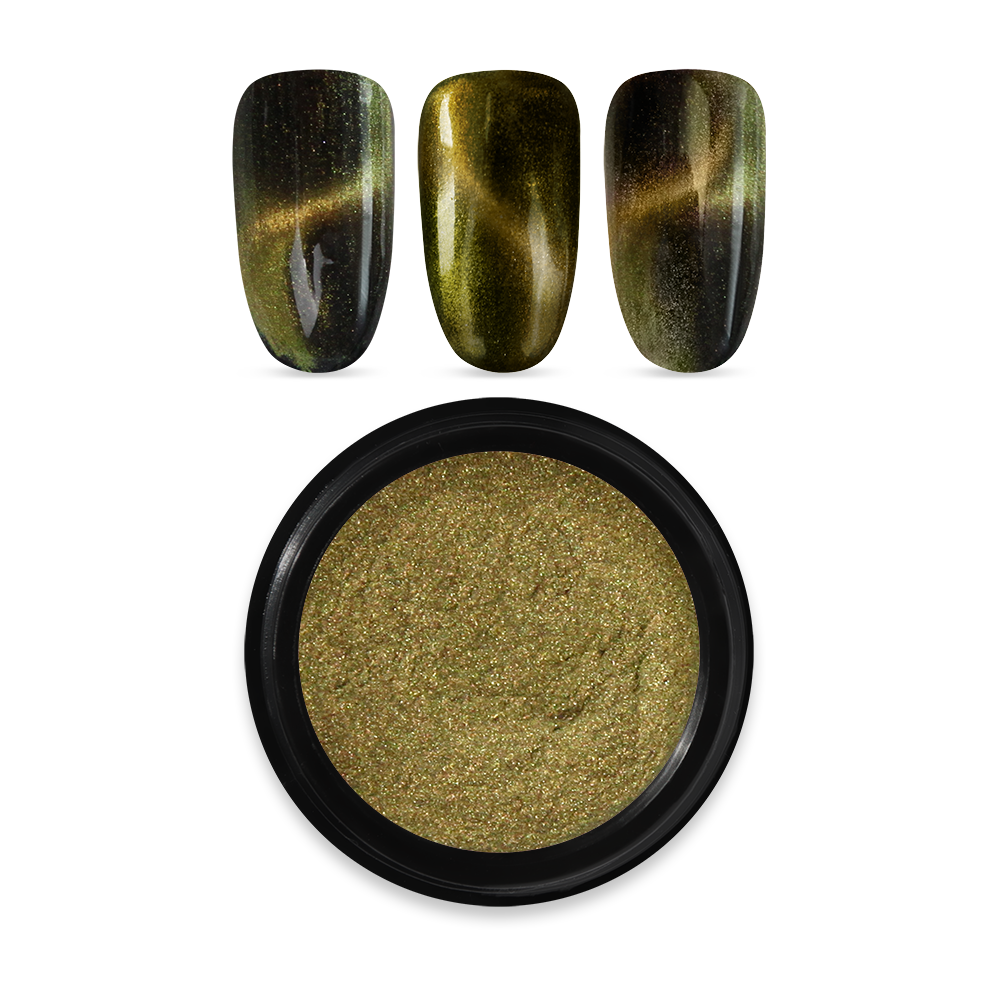 Magnetic Pigment Powder 03 Gold 1g