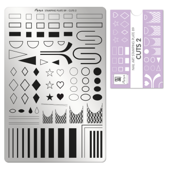 Stamping Plate 89 Cuts 2