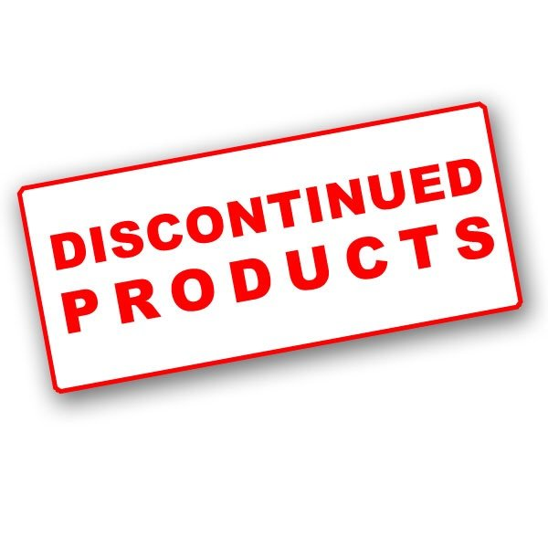 Discontinued Items Reduced