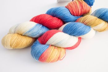 Wonder Woman - 4ply & sock