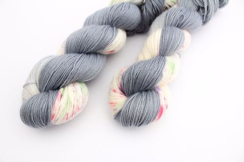 Oh No, Not Again - 4ply & sock