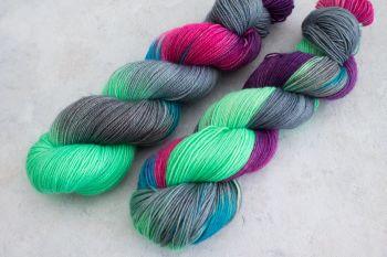 Gamora ~ 4ply & Sock