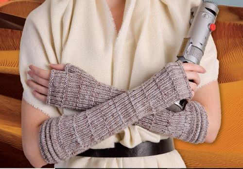 Rey Gloves by Christine Boggis