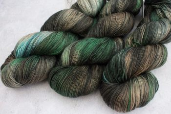 Cosmic Turtle ~ Dyed to Order