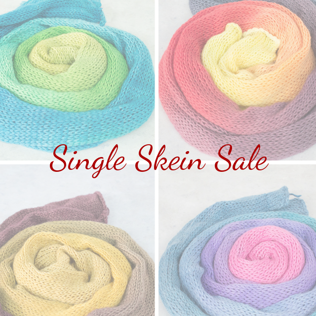 Single Skein Sale