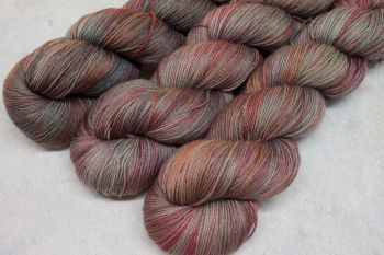 More Steam - 4ply & sock